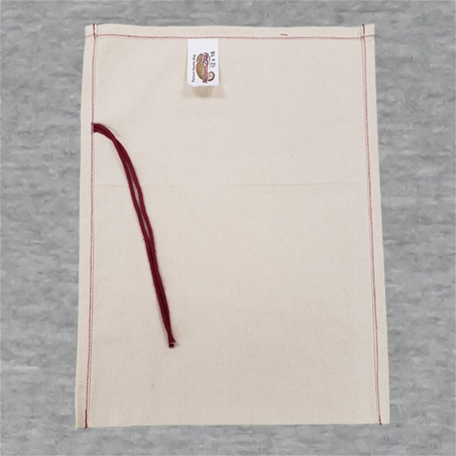 Natural Cotton Reptile Bag (12x16)