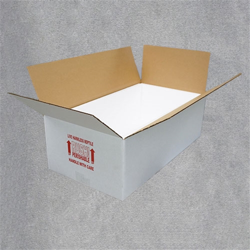 Insulated Reptile Shipping Box (30x16x10)